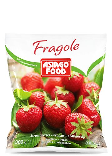 Fragole 300g - Asiago Food Le nostre fragole profumatissime, dolcissime.