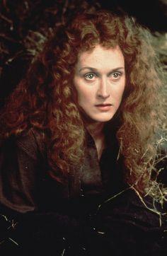 Meryl Streep French Lieutenant's Woman