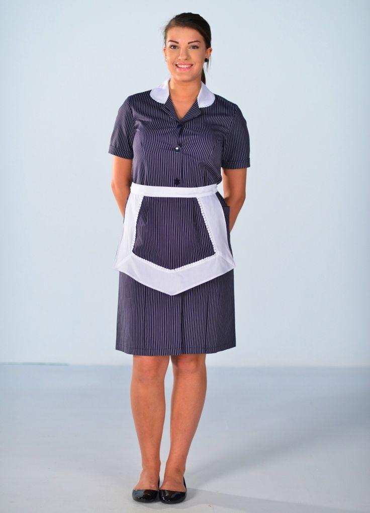 17 best housekeeping uniforms images on pinterest maid uniform hotel uniform and housekeeping. Black Bedroom Furniture Sets. Home Design Ideas
