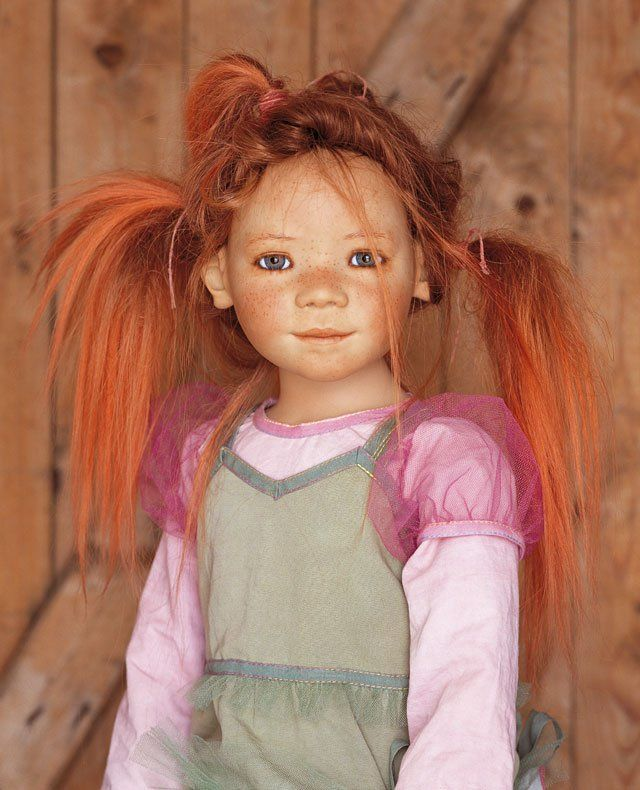 Annette Himstedt Doll Beautiful Dolls Ooak Dolls Dolls