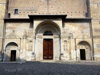 Fidenza: La Cattedrale di Borgo, opera di Dio, risplende