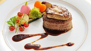 フランス料理|リーガロイヤルホテル小倉ウエディング