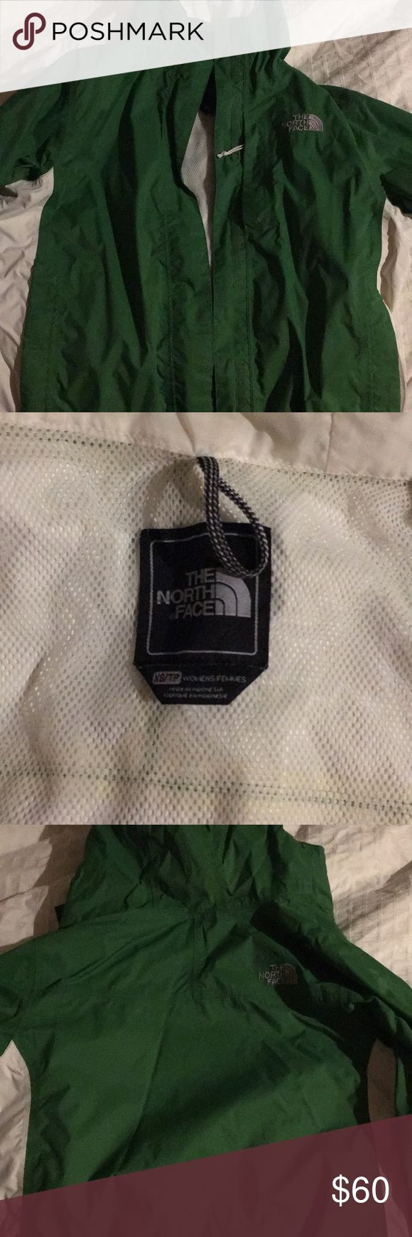 North Face windbreaker This windbreak is in great condition and was purchased from Dick's sporting goods The North Face Jackets & Coats Utility Jackets