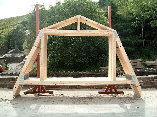 mansard roof truss - Google Search