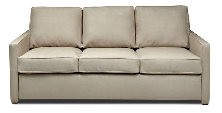 Kingsley Comfort Sleeper Sofa at Dwell Home Furnishings in Coralville, Iowa