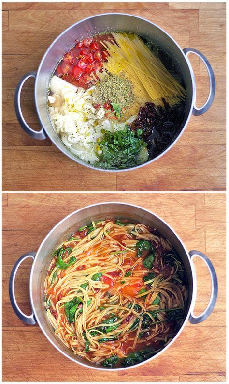 Máte chuť na dobré těstoviny, ale jste líní připravovat omáčku? Pokud nemusíte polotovary (i když ta   Veganotic