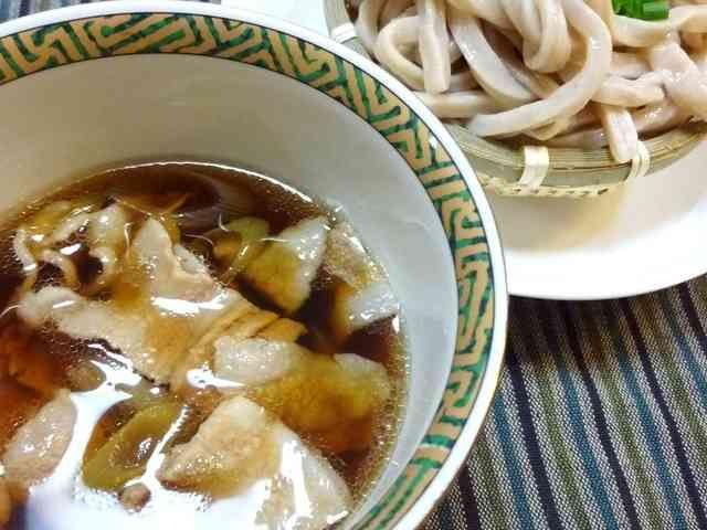 武蔵野の味❀肉汁うどん by えるえる286