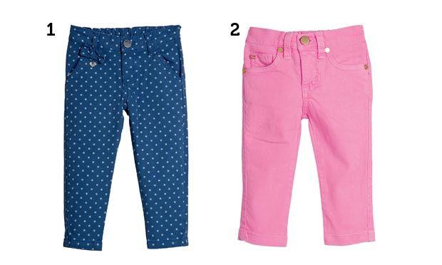 Moda infantil: 8 modelos de calça jeans para crianças