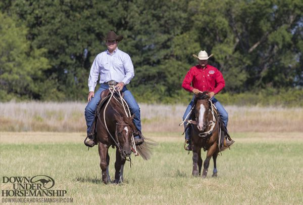 Training Tip: An Exercise to Slow Down a Speed Demon – Downunder Horsemanship