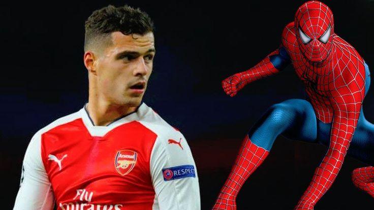 Spider-Man Unlimited vs FC Arsenal - fun kids mobile runner games