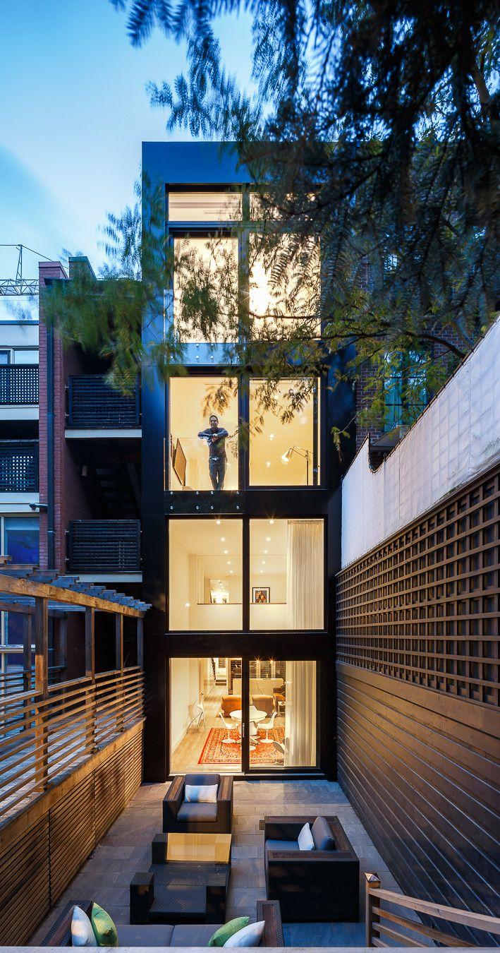 Batay-Csorba Architects - Hazelton Residence 1