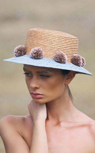 Sandy Jupiter Hat by 7II x Eshvi | Moda Operandi