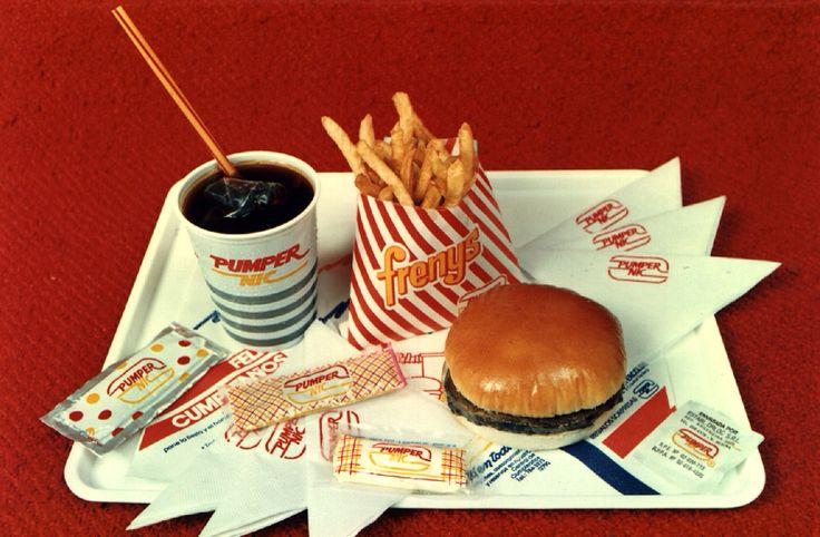 Pumper Nic #fastfood #burger #fries #softdrink #Argentina #restaurant