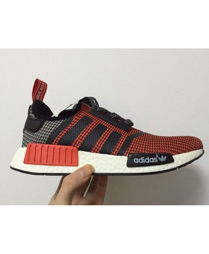 Shoes Adidas NMD PK Runner men Brown black Hot Sales