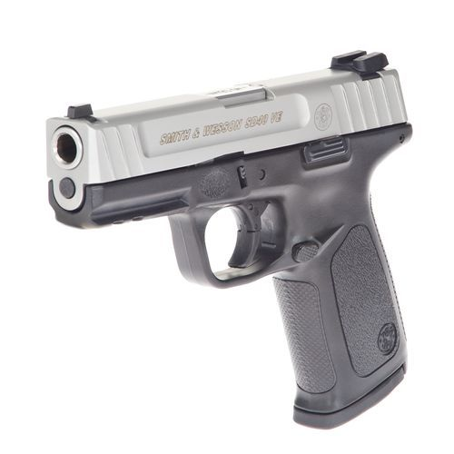 Smith & Wesson SD40VE New Sigma Series .40 Pistol which is also my new toy