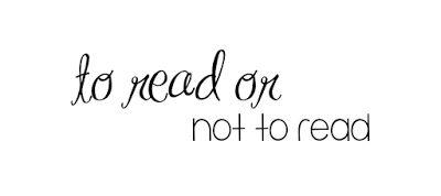 To Read Or Not To Read - recenzje książek