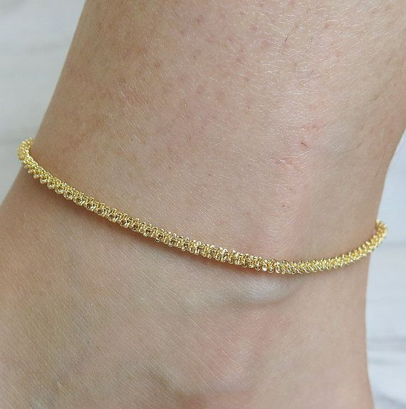 25 best jewelry images on pinterest gold anklet anklet