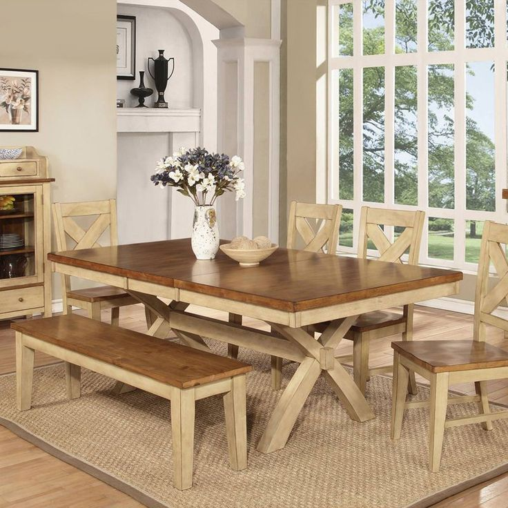 17 Best ideas about Trestle Dining Tables on Pinterest  : ff859e0bfae7dae1e59ffa1869c6a10c from www.pinterest.com size 736 x 736 jpeg 106kB