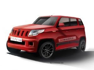 Mahindra TUV300 to be launched on September 10