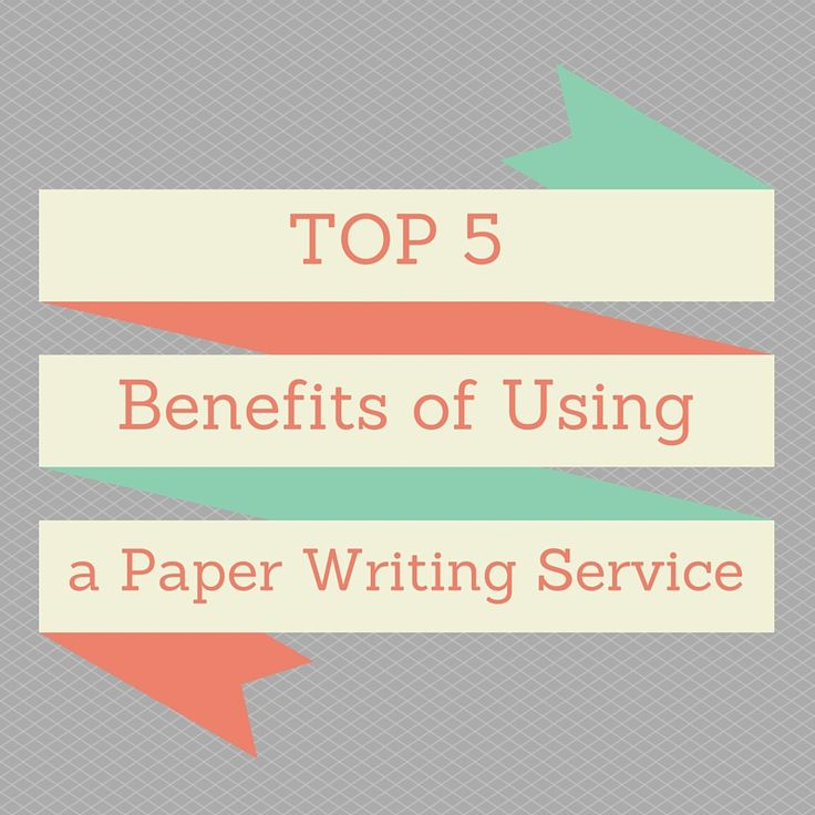 Top paper writing service