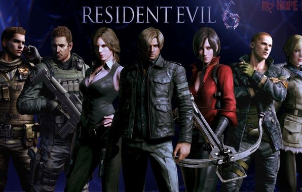 Free Download Resident Evil 6 Full Version