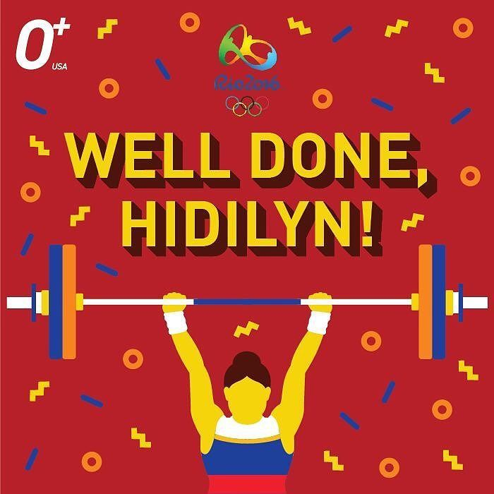 What a glorious moment for Philippine sports! Congratulations Hidilyn Diaz for winning silver in #Rio2016! @haidie20 You lifted the whole nation with your victory! #ExploreVenti #Olympics #OplusUSA #OplusVentiLTE #OplusUpsized #weightlifting #sports #brazil #hidilyndiaz
