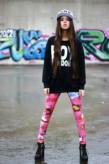 CRASH AND BURN (by Caroline E) http://lookbook.nu/look/4435733-CRASH-AND-BURN