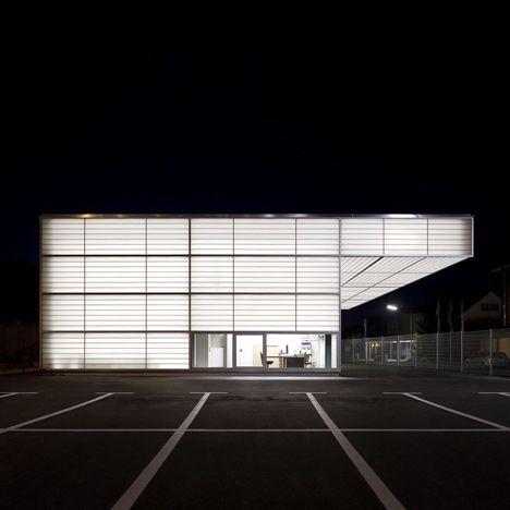 Lights by Ian Shaw.