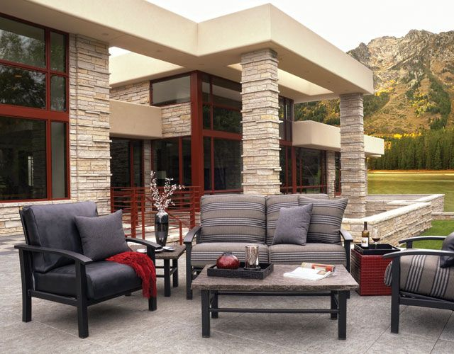 Beste afbeeldingen van homecrest patio furniture buitenleven