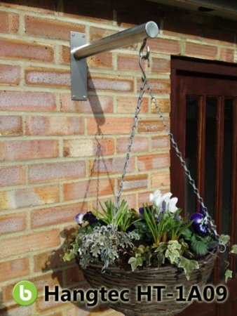 Hangtec Cylinder Ht 1a09 Stainless Steel Hanging Basket