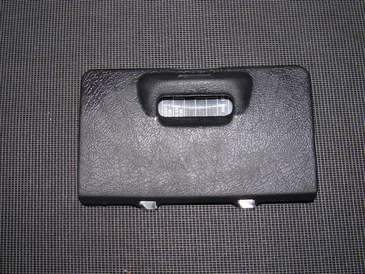 1991 nissan 300zx fuse box