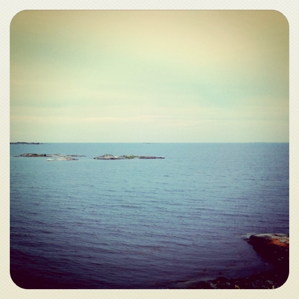 And beyond that, Åland