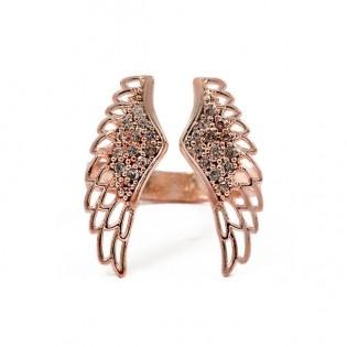 Secret Wing Yüzük #tarz #designer #angel #wings #bronze #stony #rocky #ring #secret #original #interesting #tasarım #moda #tasarımcı #design #style #fashion #stylish #chic
