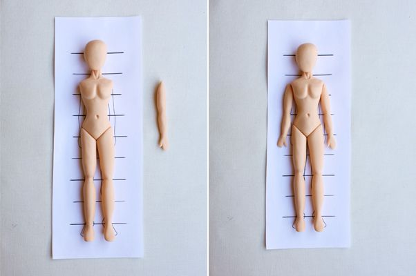 Modelling human figure proportionally. Copy into chrome and it will translate the page