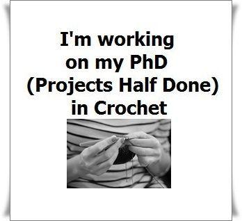 My Phd in Crochet ❥ 4U // hf