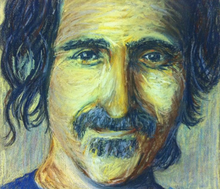 Di Wilson - Frank Zappa Pastel