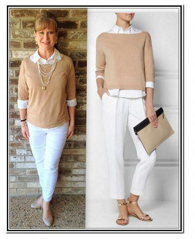 Fashion For Women Over 50 Over50clothingwomen Womens Trends
