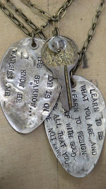 spoon necklace-my favorite, so far!