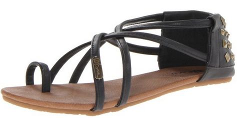 Volcom Sandals WOMEN'S VOLCOM SANDALS ON SALE UNDER $20 #SUMMERFASHION