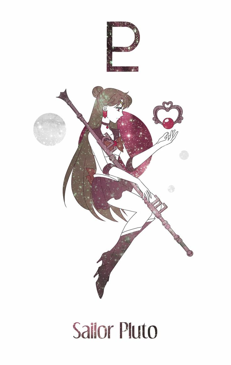 Sailor Pluto by Mangaka-chan.deviantart.com on @deviantART