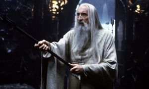Goodbye Christopher Lee! You are such an incredible actor and the world will be very sad without you.