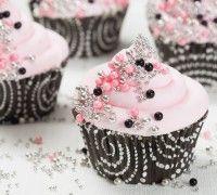 Parel cupcakes - Cupcakes - Recepten | Deleukstetaartenshop.nl
