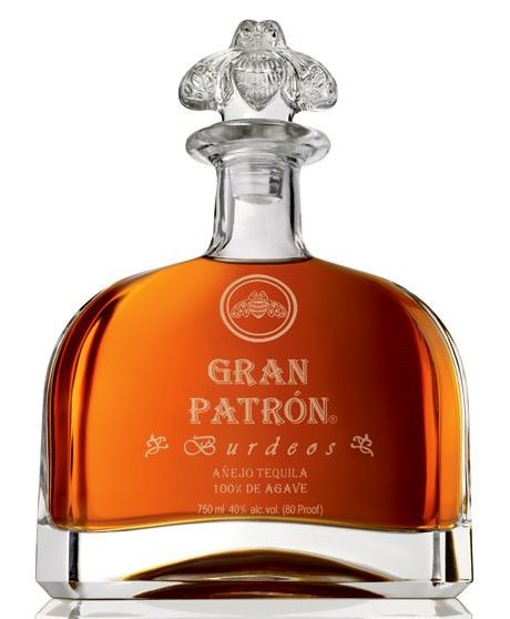 Gran Patron Platinum is one of the most expensive tequila brands
