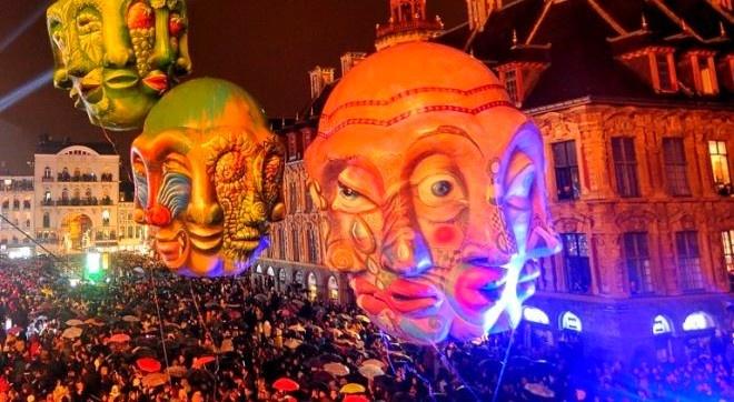 """""""Une nuit Fantastic"""" de Lille 3000 - le 06 octobre 2012 - France3 Nord Pas-de-Calais"""