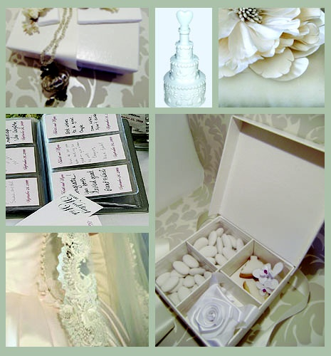 A traditional BUT..always CHIC.....WHite COLOR
