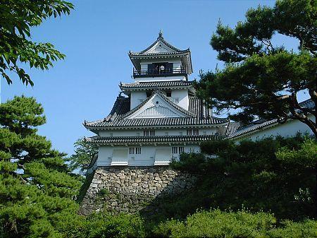 kouchi castle kouchi