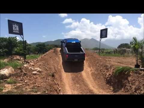 Probando la nueva Ford Raptor 2017