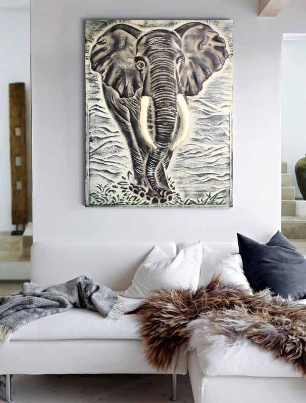19 best cuadros para sofas images on pinterest bedroom for Cuadros modernos plateados