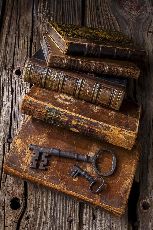 Books are the Key