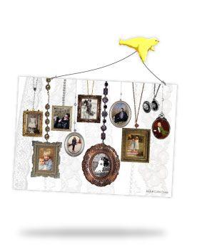 Je eigen foto's als kunstwerkje aan de muur? Met EasyCollage kun  je makkelijk en snel de allermooiste fotocollages maken.